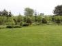 Ogród przydomowy, okolice Krasienina
